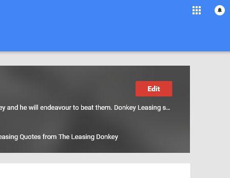 how to send a google review link