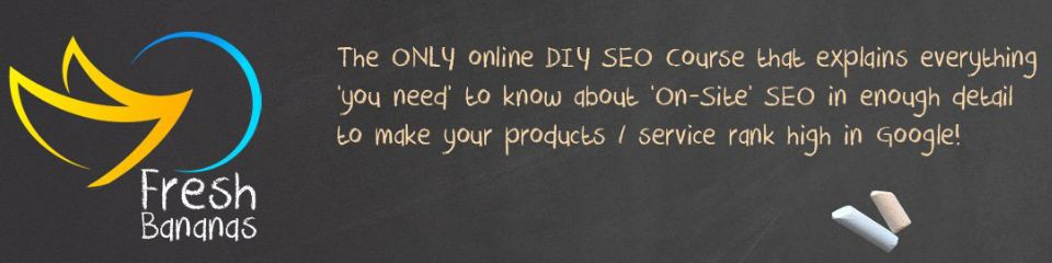 DIY SEO Course