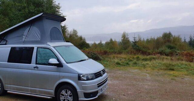 VW Campervan Hire West Midlands