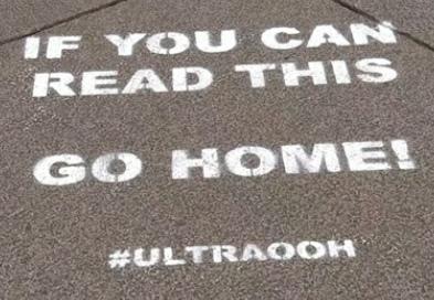 What is #ULTRAOOH ULTRAOOH