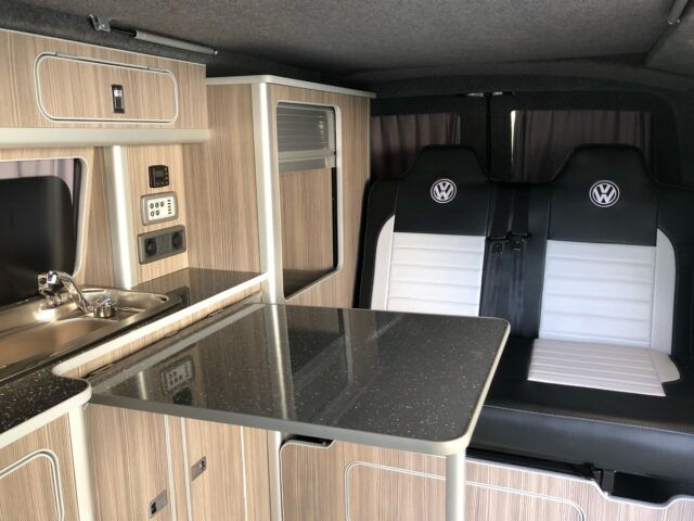 Hire a Campervan for the UK Staycation Boom