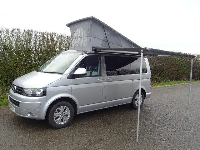VW Campervan Hire Midlands